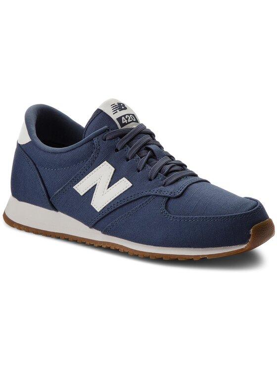 New Balance New Balance Laisvalaikio batai WL420FSB Tamsiai mėlyna