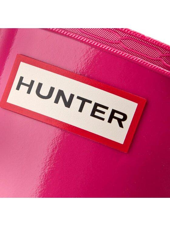 Hunter Hunter Gumáky Womens Org Tall WFT1000RGL Ružová