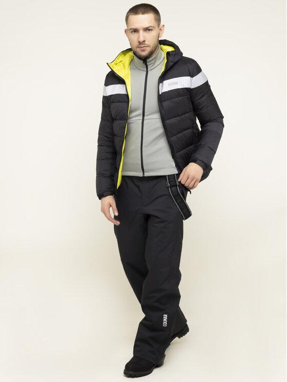 Colmar Colmar Суитшърт от техническо трико Zip-Up Thermal Ski 8377 9UE Сив Slim Fit