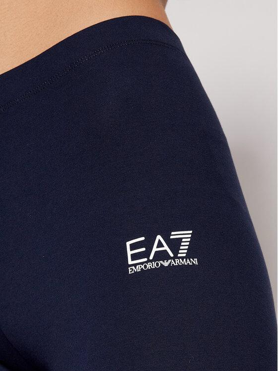 EA7 Emporio Armani EA7 Emporio Armani Leggings 8NTP63 TJ01Z 1554 Dunkelblau Slim Fit