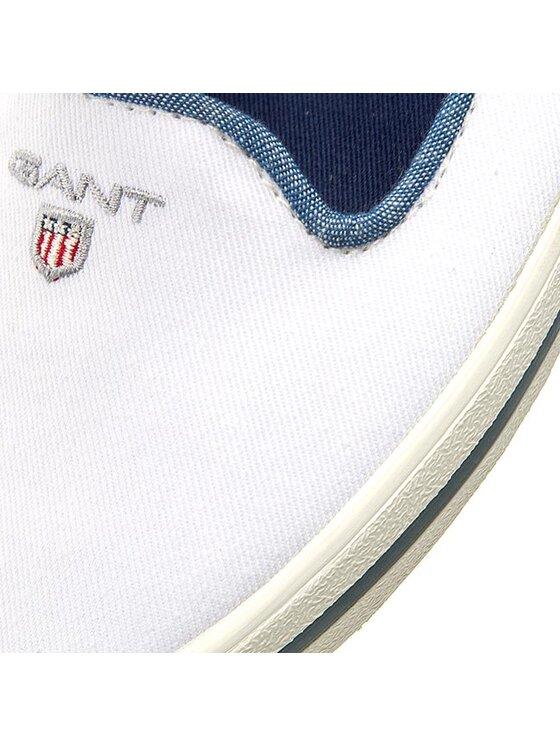 Gant Gant Tennis New Haven 12578060 Blanc