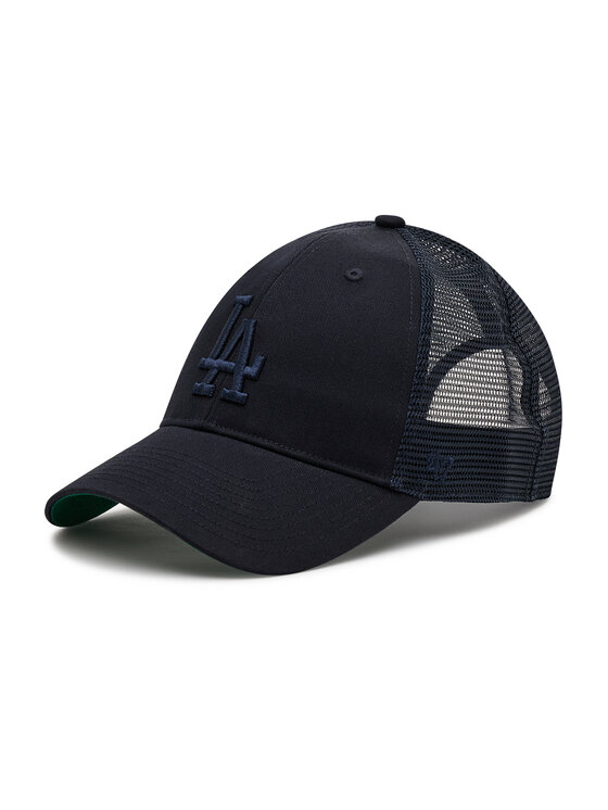 47 Brand Kepurė su snapeliu Mlb La Dodgers Trucker B-BRANS12CTP-NY Tamsiai mėlyna