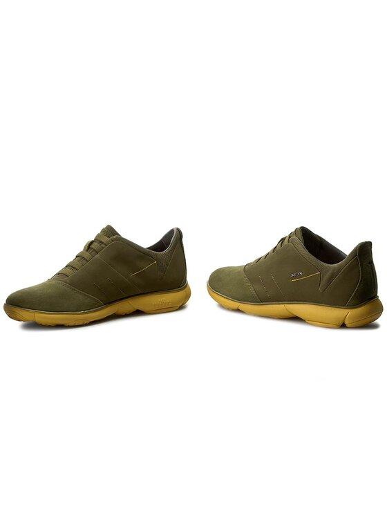 Geox Geox Chaussures basses U Nebula B U52D7B 01122 CB32V Vert