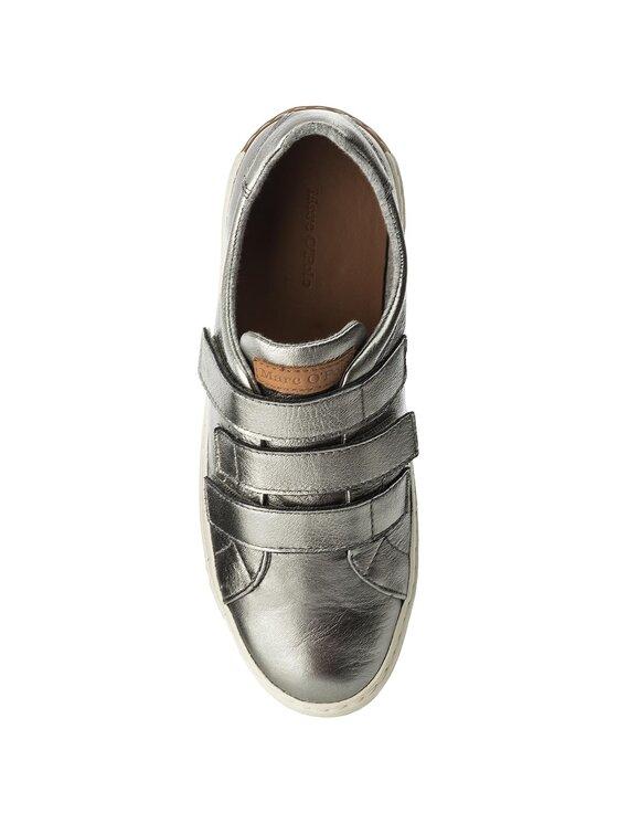 Marc O'Polo Marc O'Polo Sneakersy 707 14203502 102 Strieborná