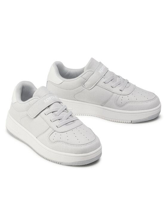 Sprandi Sprandi Sneakersy CP40-20510Z Szary