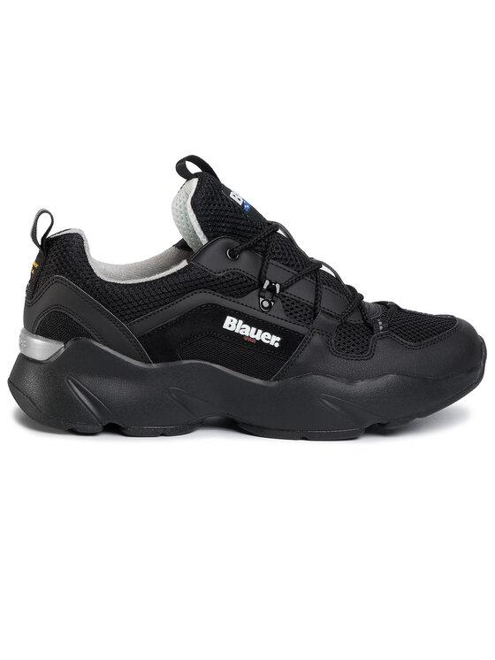 Blauer Blauer Sneakersy S0MARVIN01/MES Czarny