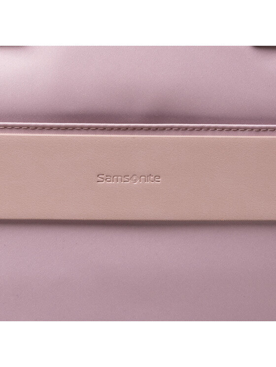 Samsonite Samsonite Torba na laptopa Eco Wave 130663-1830-1CNU Różowy