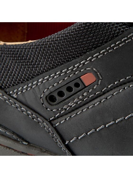 Clarks Clarks Κλειστά παπούτσια Skyward Vibe 203585567 Μαύρο