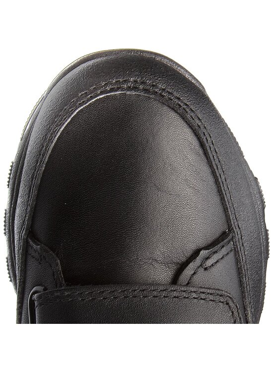 Geox Geox Pantofi J Xunday B. B J743NB 043BC C9999 S Negru