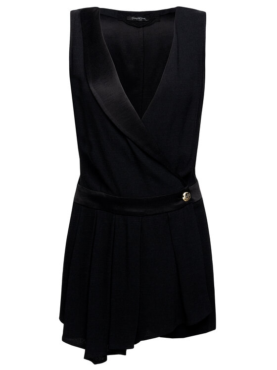 Patrizia Pepe Patrizia Pepe Ολόσωμη φόρμα 2P1155/A3MF-K103 Μαύρο Regular Fit