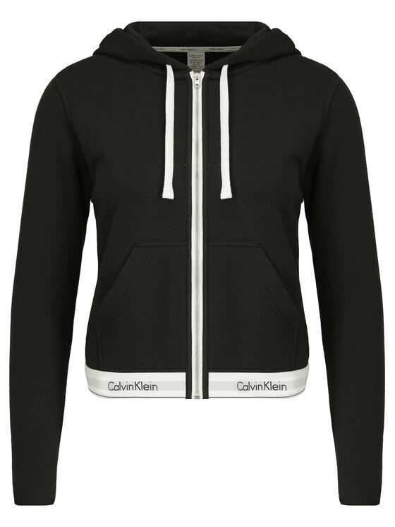 Calvin Klein Underwear Calvin Klein Underwear Bluza Modern 000QS5667E Czarny Regular Fit
