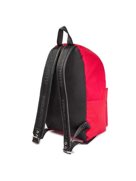 Plein Sport Plein Sport Rucsac Backpack Original P19A MBA0704 STE003N Roșu
