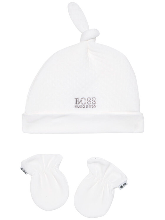 Boss Boss Komplet dziecięcy J98294 Biały