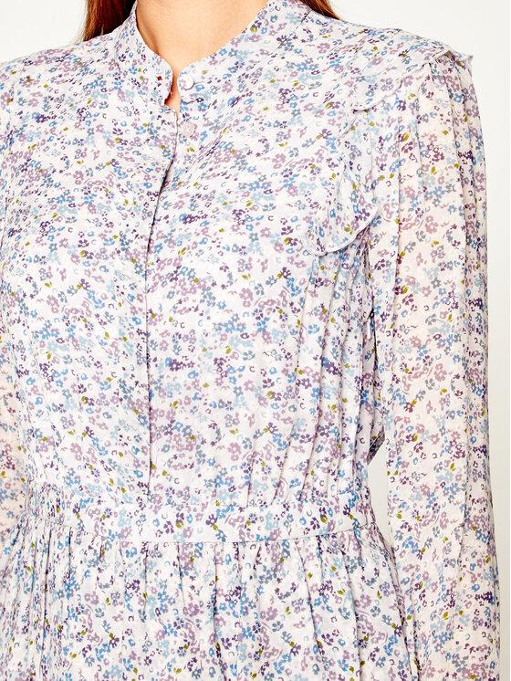 MICHAEL Michael Kors MICHAEL Michael Kors Ежедневна рокля MS08YT1EGG Виолетов Regular Fit