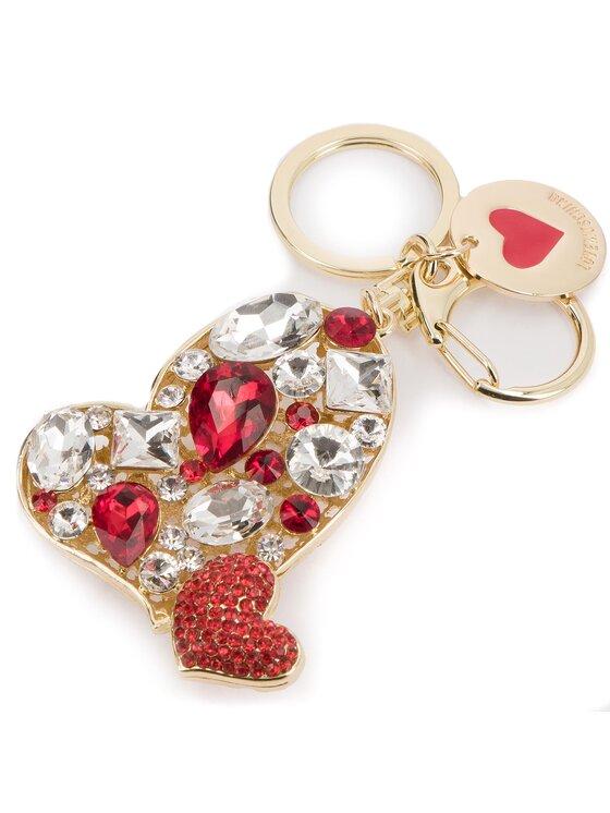 LOVE MOSCHINO LOVE MOSCHINO Brelok JC5412PP06K4090C Złoty