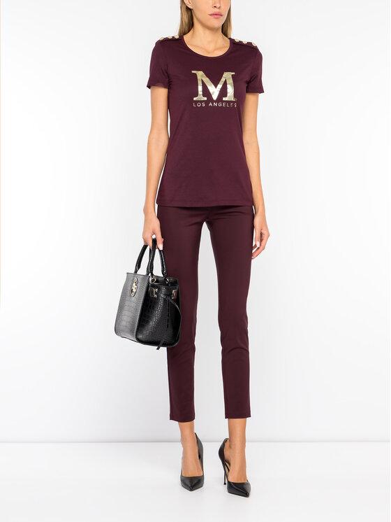 Marciano Guess Marškinėliai 94G618 6873Z Bordinė Regular Fit