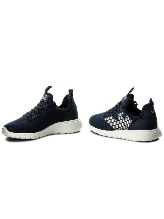 EA7 Emporio Armani EA7 Emporio Armani Laisvalaikio batai 248050 CC299 06935 Tamsiai mėlyna
