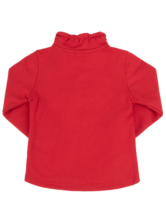 Primigi Primigi Bluza Informal Campus 44151572 Czerwony Regular Fit