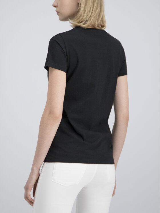 Trussardi Trussardi Džinsai Garment 56J00003 Balta Regular Fit