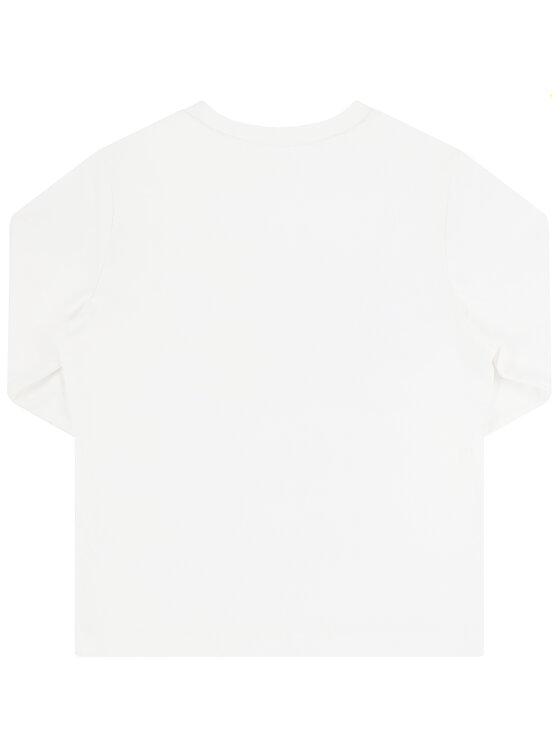 Mayoral Mayoral Μπλουζάκι 108 Λευκό Regular Fit