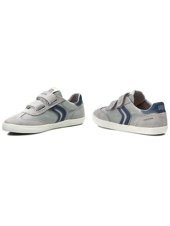 Geox Geox Pantofi J Kiwi B. M J52A7M 01022 C0665 Gri