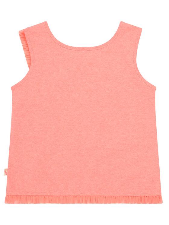 Billieblush Billieblush Top U15709 Różowy Regular Fit