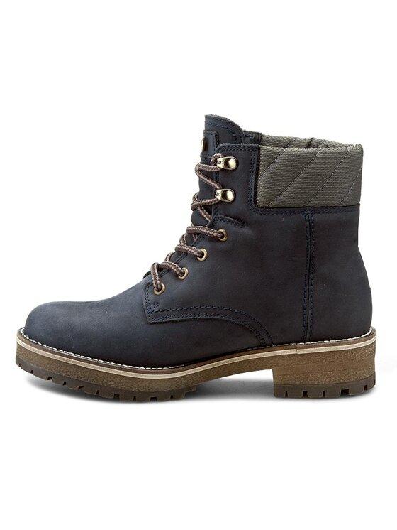 Tommy Hilfiger Tommy Hilfiger Outdoorová obuv Teresa 2N Gtx FW56821618 Tmavomodrá