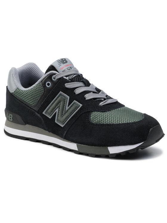 New Balance New Balance Сникърси GC574FNA Черен