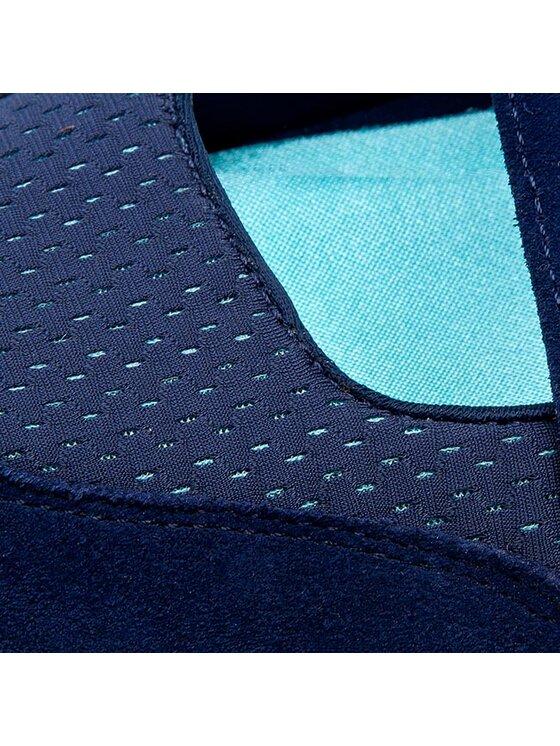 Skechers Skechers Scarpe basse A Game 22683/NVAQ Blu scuro