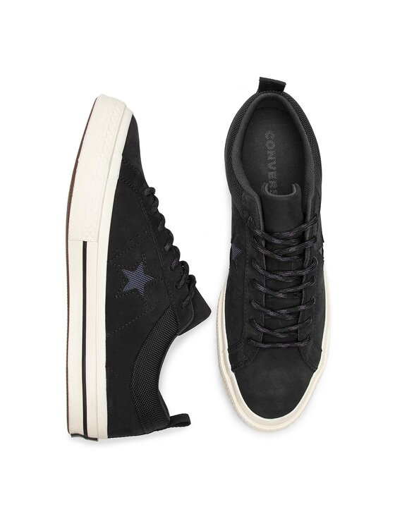 Converse Converse Sportcipő One Star Ox 162545C Fekete