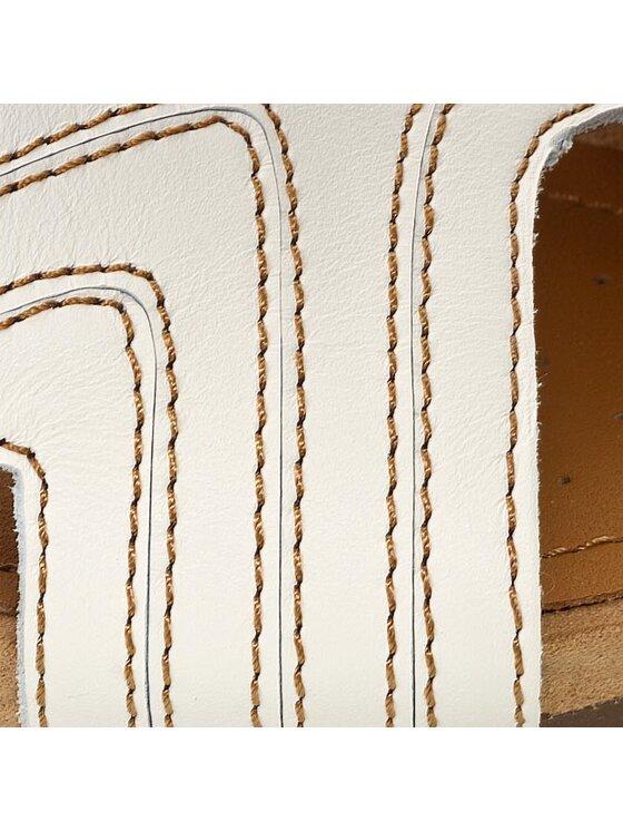 Geox Geox Sandali D New Rorie B D42P3B 00043 C1627 Bianco