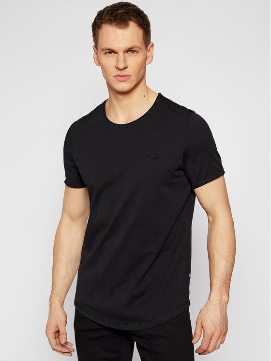 Joop! Jeans Marškinėliai 15 Jjj-05Cliff 30021899 Juoda Modern Fit