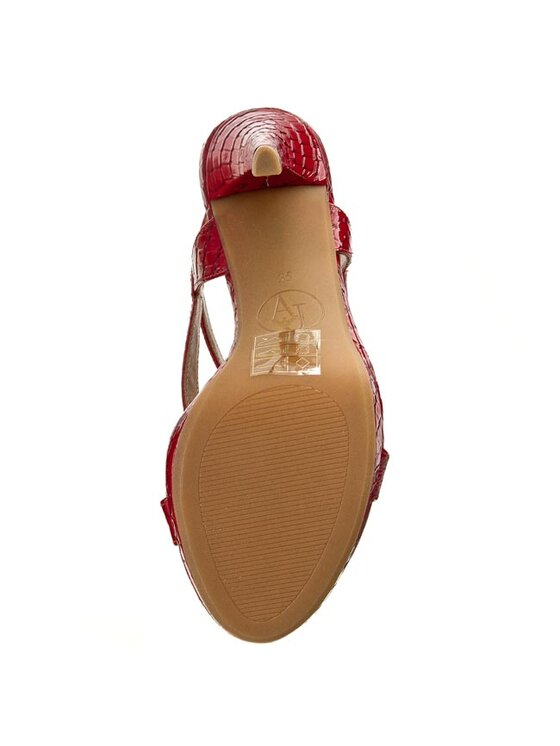 Armani Jeans Armani Jeans Sandali A55E1 38 4L Rosso