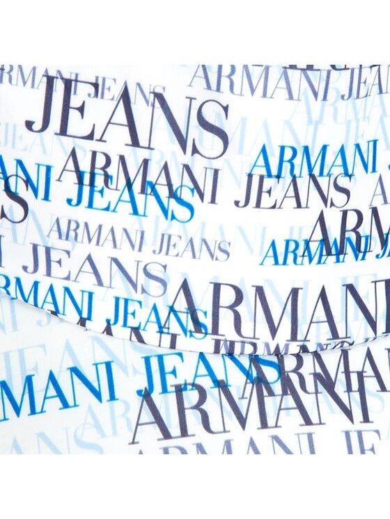 Armani Jeans Armani Jeans Καπέλο Jockey A6417 T1 3W Λευκό