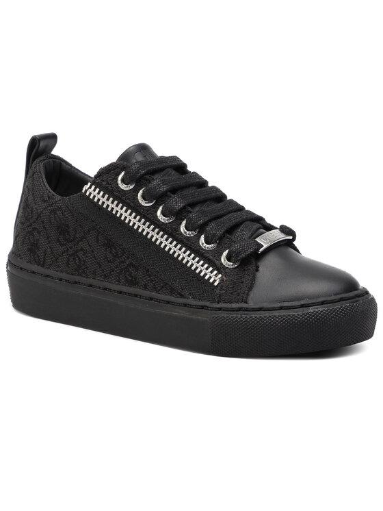 Guess Guess Sneakersy FI7LUI FAL12 Černá
