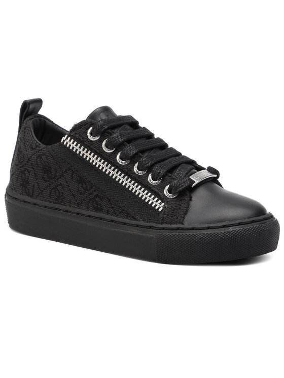 Guess Guess Sneakersy FI7LUI FAL12 Czarny