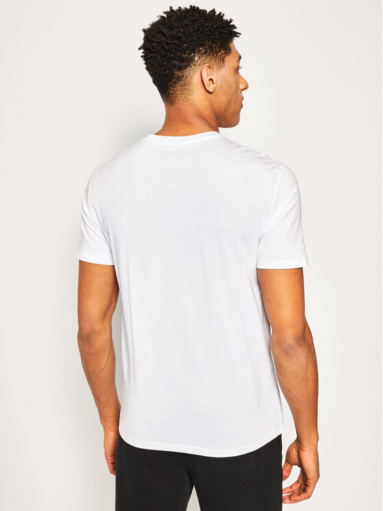 Armani Exchange Armani Exchange T-shirt 3HZTHP ZJH4Z 1100 Bianco Regular Fit