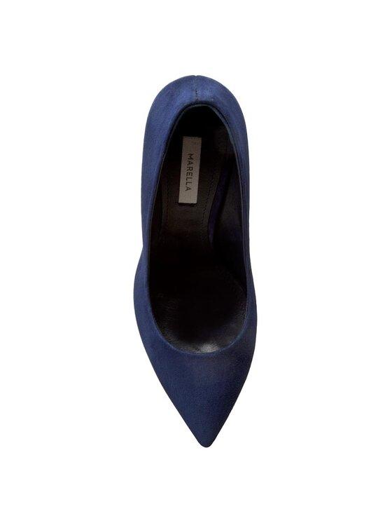 Marella Marella Pantofi cu toc subțire Golia 65260965 Bleumarin