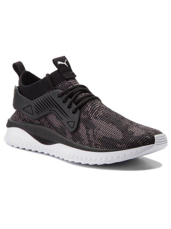 Puma Puma Sneakers Tsugi Cage EvoKnit WF 365395 01 Schwarz