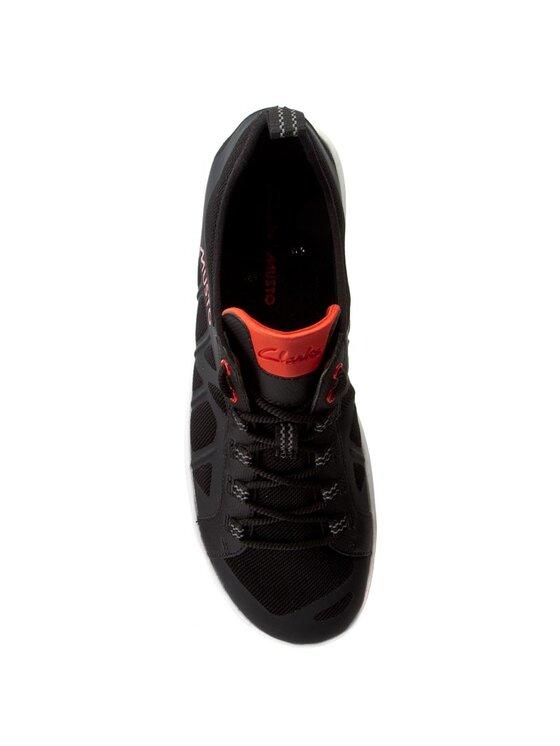 Clarks Clarks Обувки Nautic Coast 261252827 Черен