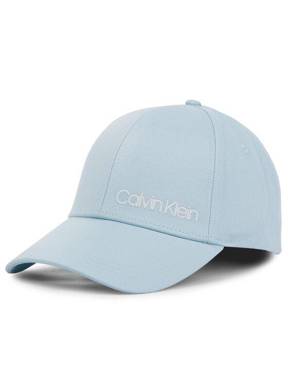 Calvin Klein Calvin Klein da uomo Side Logo Cap K60K605170 Blu