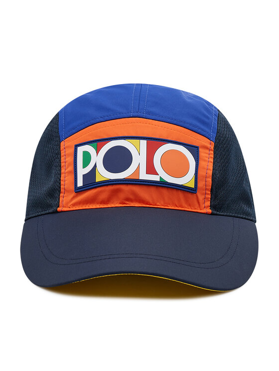 Polo Ralph Lauren Polo Ralph Lauren Czapka z daszkiem 5 Panel Long Bil Cap 710843073001 Kolorowy