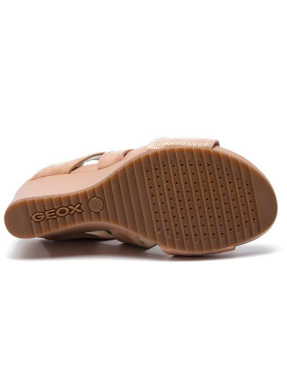 Geox Geox Sandále D New Rorie A D72P3A 021SK C5QH8 Ružová
