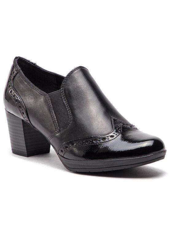 Marco Tozzi Marco Tozzi Κλειστά παπούτσια 2-24404-21 Μαύρο