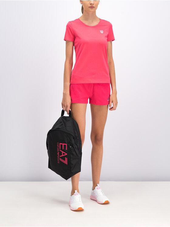 EA7 Emporio Armani EA7 Emporio Armani T-Shirt 3GTT12 TJ29Z 1456 Rosa Regular Fit