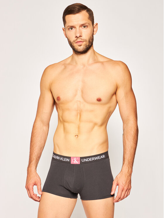 Calvin Klein Underwear Calvin Klein Underwear Μποξεράκια 000NB1678A Γκρι
