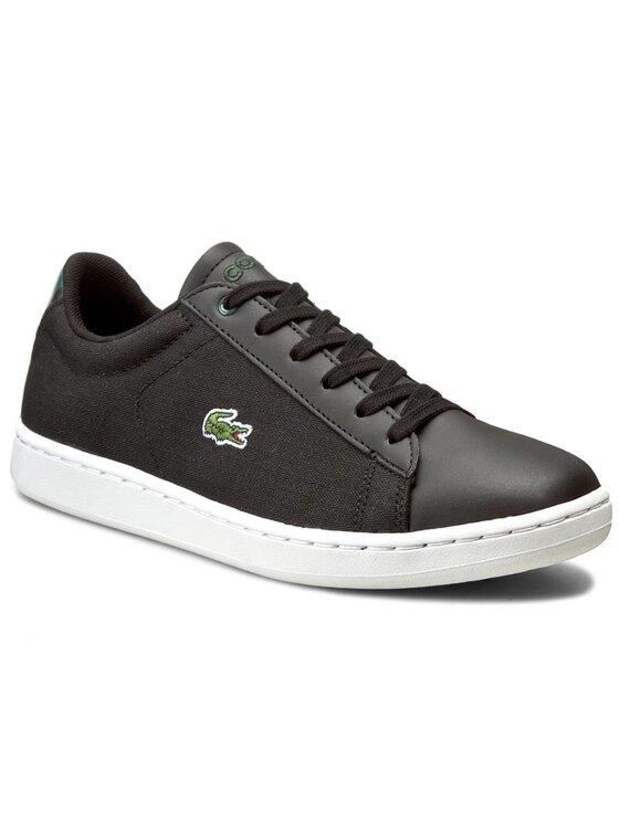 Lacoste Lacoste Sneakersy Carnaby Evo 316 1 7-32SPJ0108024 Czarny