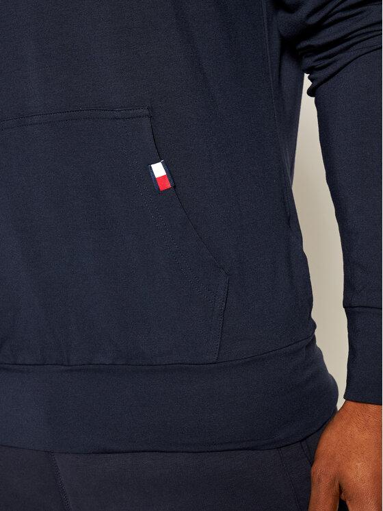 Tommy Hilfiger Tommy Hilfiger Μπλούζα Hoodie UM0UM01618 Σκούρο μπλε Regular Fit