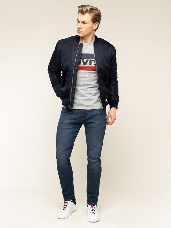 Levi's® Levi's T-Shirt Sportswear Logo Graphic 39636-0002 Γκρι Regular Fit