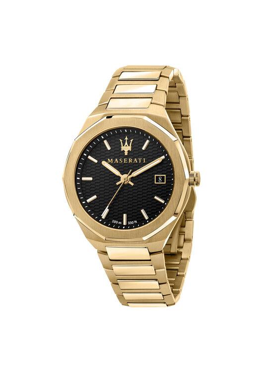 Maserati Laikrodis Stile R8853142004 Auksinė